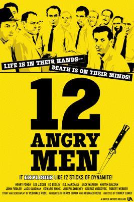 """Mavera: 12 Kızgın Adam """"Nostalji Kuşağı 1"""""""