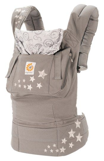 ERGObaby Baby Carrier available at #Nordstrom -- infant to 45 lbs.