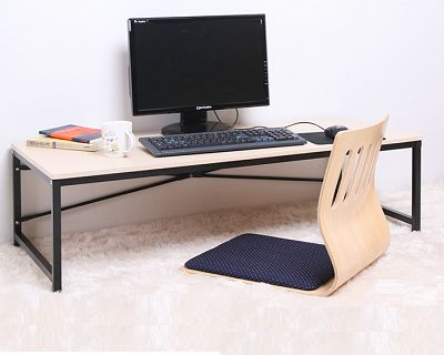 floor desk - Google Search