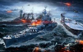 WALLPAPERS HD: World of Warships Naval Sea Battle