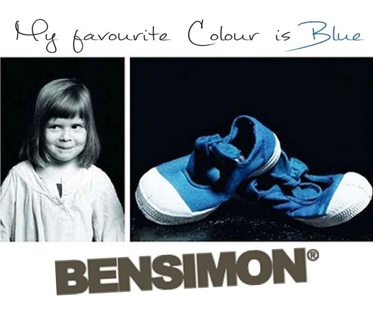 I love blue!