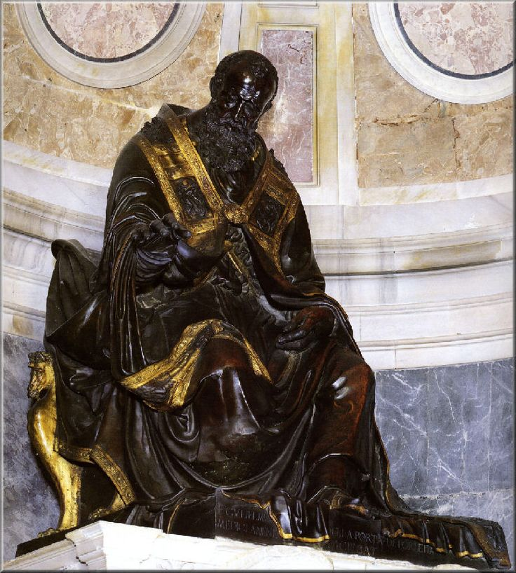 16 best carlo maderno images on pinterest rome italy baroque and gugliermo della porta grabmal papst paul iii 1575 voll fandeluxe Images