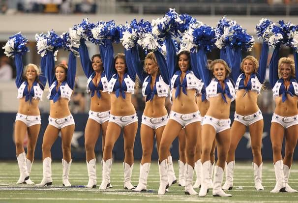 Best, and worst, auditions from 'Dallas Cowboys Cheerleaders: Making the Team'