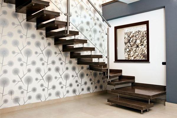 Fotografia scale per interni ph - Soglie per finestre moderne ...