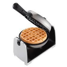 #bestoftheday #FF Oster Flip Belgian Waffle Maker 3874 Review We recommend using the recipes for waffles that come with the appliance as they taste great. To use the waffle maker, open the lid when the green light comes on and spoon waffle batter on all four parts of the grill. Spread the waffle mix out evenly on...
