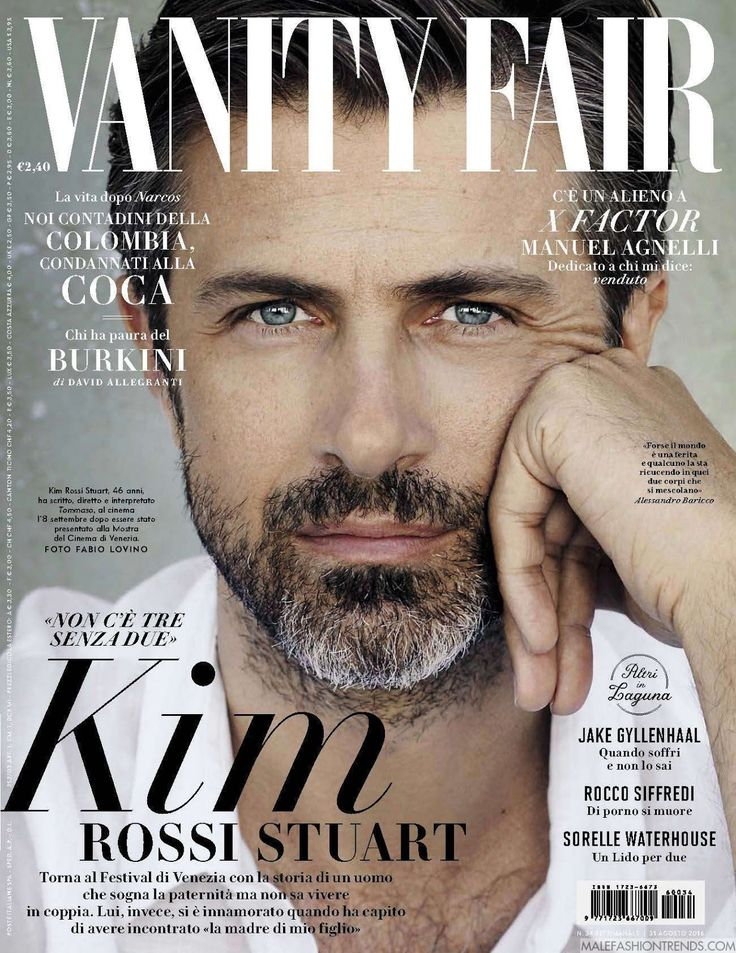 4023 best cover him images on pinterest magazine covers cover kim rossi stuart para vanity fair italia agosto 2016 fandeluxe Choice Image