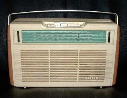 Transistorradio 1958
