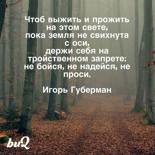 ИГОРЬ ГУБЕРМАН