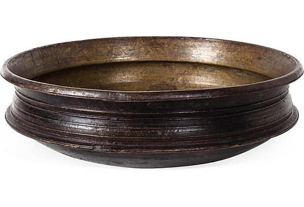 Urli Bronze Bowl I