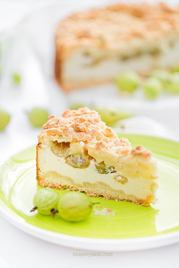 Gooseberry Cheesecake