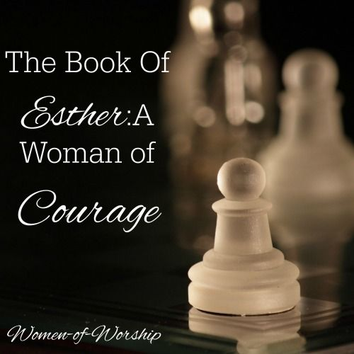 Esther is a powerful book for women. It gives us courage to know that we can stand- even if we are standing alone, and that we have been prepared for such a time as this.