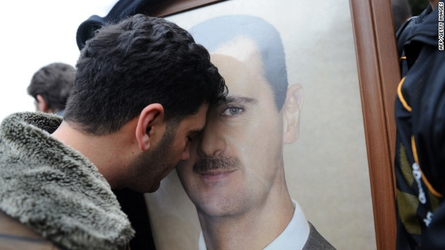 Defector: 'The battle for Damascus is coming'