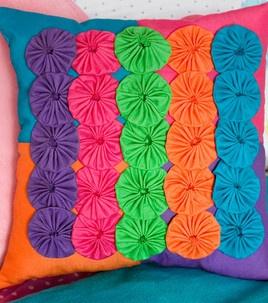 Yo-Yo Pillow: february: Shop | Joann.com