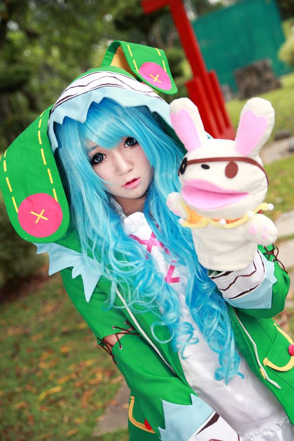 Date a live yoshino by xeno on deviantart beautiful cosplay - La date d halloween ...