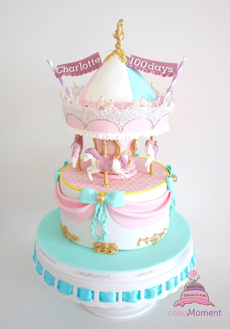 Cake Decorating Carousel : 473 best images about Carousel Cakes on Pinterest Horse ...