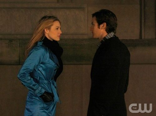 """Seder Anything""  Pictured: Blake Lively as Serena and Armie Hammer as Gabriel  Photo Credit: Giovanni Rufino / The CW  © 2009 The CW Network, LLC. All Rights Reserved."