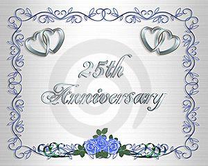 25th anniversary   Happy 25th Anniversary!