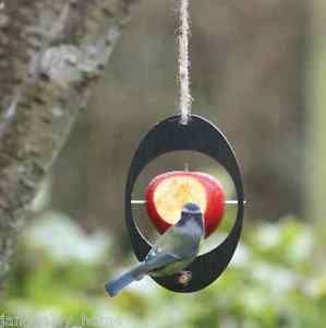 ECO Bird Feeder Hanging Skewer Made From Recycled Plant Pots BY Ashortwalk from Janggalay