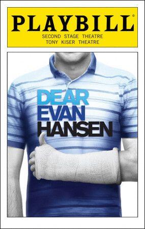 Dear Evan Hansen - can't wait for the cast recording
