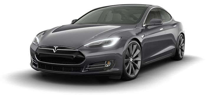 Tesla Motors; with an 85 kWh battery you can travel 265 miles, go from 0-60mph in 5.4 sec, and top speed is 125mph.