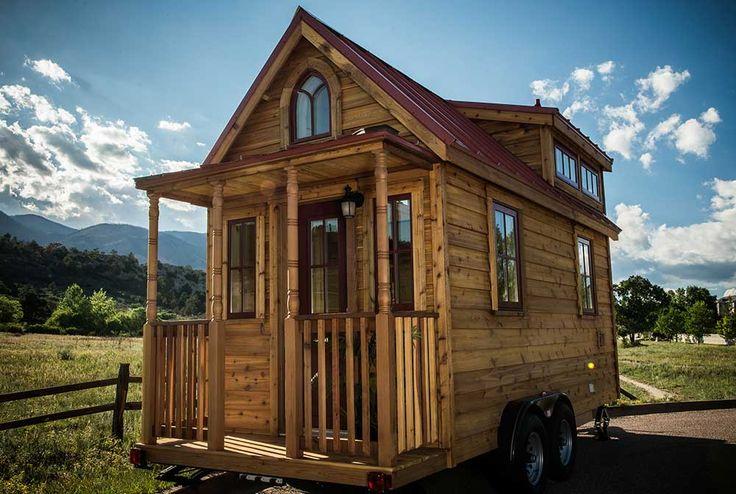 die besten 25 tumbleweed tiny house ideen auf pinterest bodentreppe kleines haus treppe und. Black Bedroom Furniture Sets. Home Design Ideas