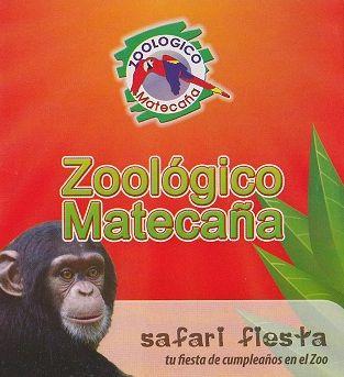 safari fiesta, Zoologico Matecana, Pereira, Colombia, via Flickr.