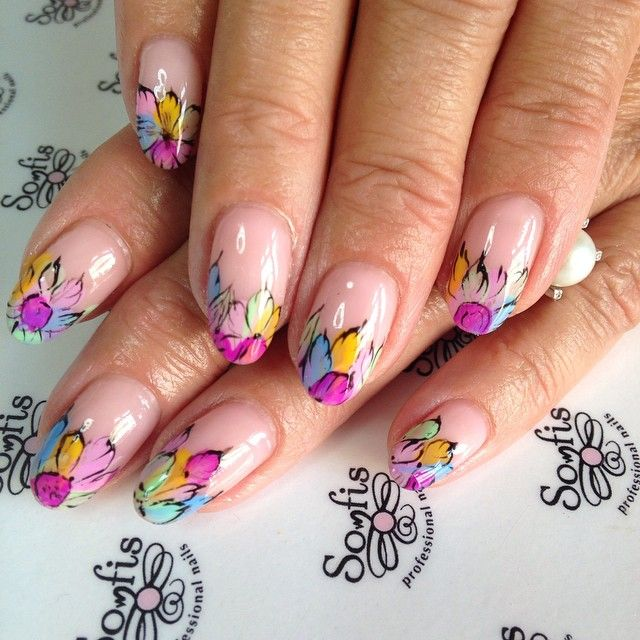 #nailprocare #somfis #nailart2015 The best nail art with the best products nailprocare.gr