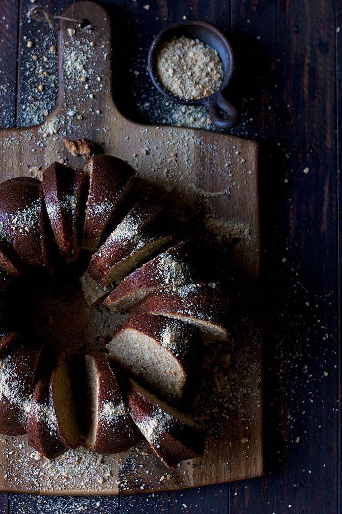 LA COCINA DE BABEL: Bundt Cake de Chocolate Blanco y Chai Tea Late NESCAFÉ® Dolce Gusto®