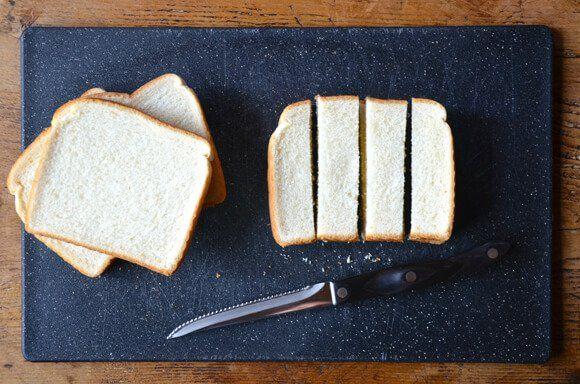 Easy Cinnamon French Toast Sticks   http://www.justataste.com/2014/01/easy-cinnamon-french-toast-sticks-recipe/