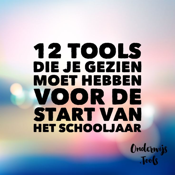 Apps / ICT / school