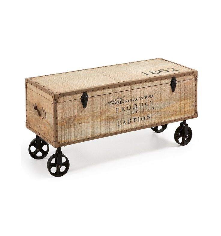 17 mejores ideas sobre baul madera en pinterest baul de for Baul madera infantil
