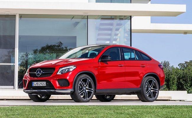 Mercedes Gle Coupe: Pura potenza nel Noleggio Lungo Termine