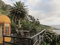 CAPE POINT COTTAGE, Simon's Town accommodation in Cape Town - Perched between the mountains and the ocean you will find Cape Point Cottage. This Guest House is situated in Simon's Town and offers massage therapy, stunning mountain views and magical sunsets.