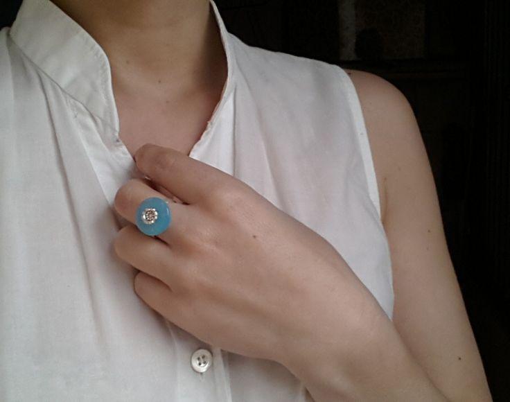 Alexandra Astafeva. Silver Ring.