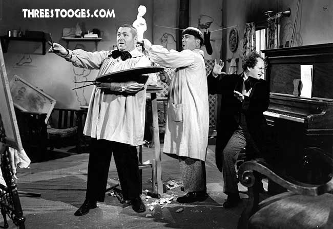The Three Stooges Filmography - Wee Wee Monsieur released on February 18, 1938. Enjoy video clip and trivia on the website.