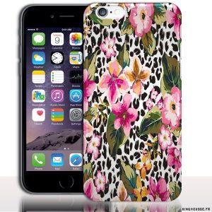 Housse iphone 6 fantasy Tropical - Housse telephone portable rigide et silicone. #Housse #iPhone 6