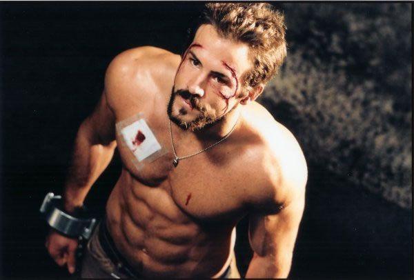 Ryan Reynolds - blade trinity #eyecandy