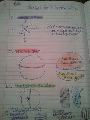 More on My Social Studies Interactive Notebook