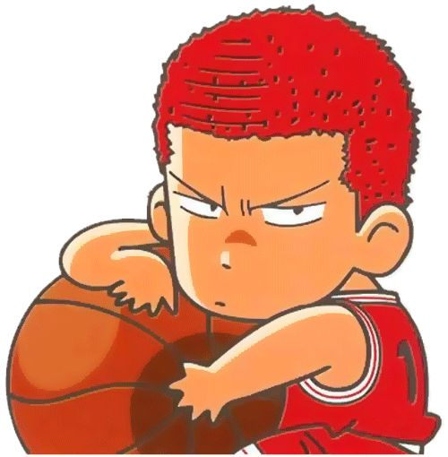Anime Classic: Slam Dunk > Sakuragi