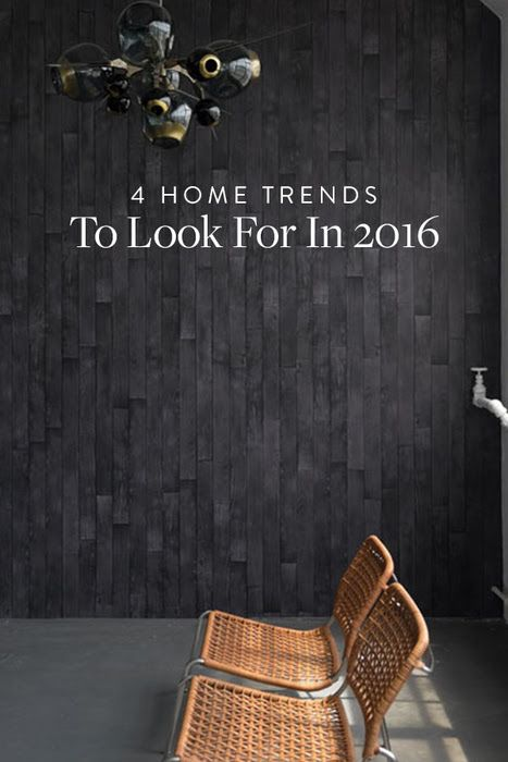 The 4 Wallpaper Trends that are Primed to Dominate in 2016. Looking at you, metallic and matte. We checked in with our friends at Flavorpaper for four wallpaper trends that are primed to be all the rage.