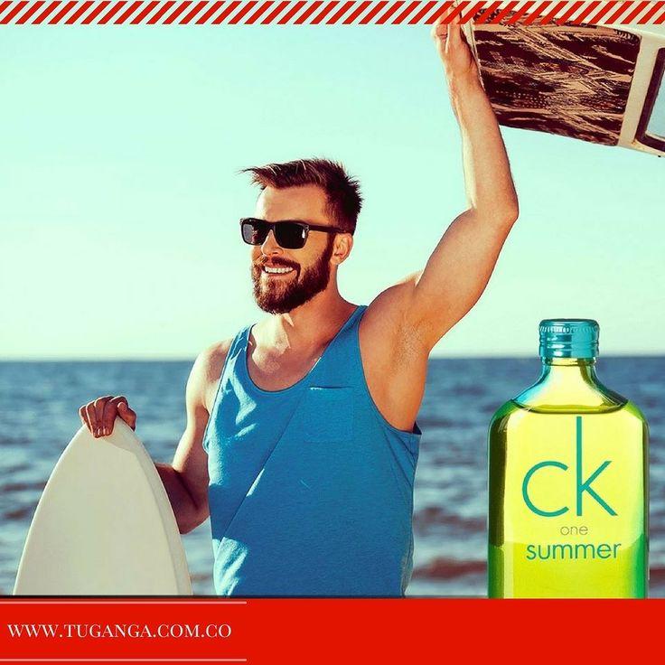 Ck One Summer  Es una fragancia muy fresca ideal para el verano.  http://ift.tt/2teLY0t  Información & Contacto WhatsApp 319 2553030  #PerfumesMedellin #PerfumesCali #PerfumesBogota #PerfumesBarranquilla #perfumesPereira #PerfumesBucaramanga #PerfumesCartagena #PerfumesPasto