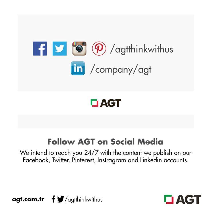 Follow AGT on social media!Deatils: http://online.fliphtml5.com/psku/eulc/#p=1