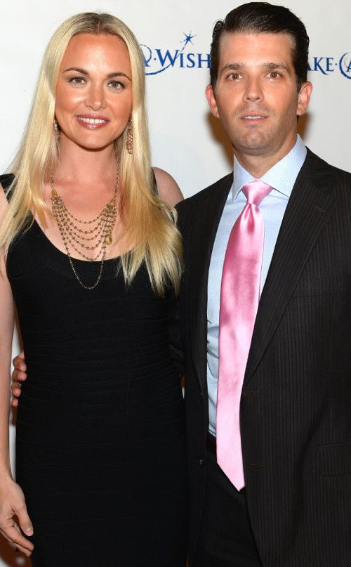 Donald Trump Jr. & Wife Vanessa Welcome Baby No. 5: Chloe Sophia