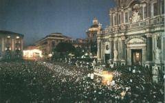 Vieni a #Catania per vivere la folkloristica #festa di #SantAgata tre giorni di culto, devozione e #tradizione. Approfitta delle nostre #offerte per scegliere il #pacchetto più adeguato alle tue esigenze.
