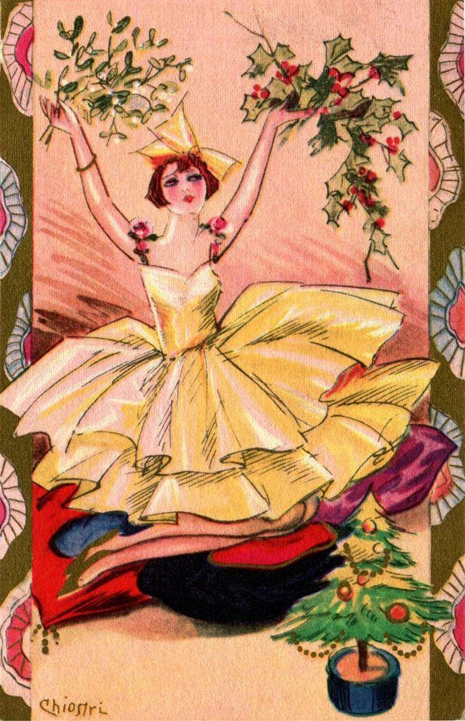 1637 best Vintage Christmas Cards images on Pinterest   Vintage ...