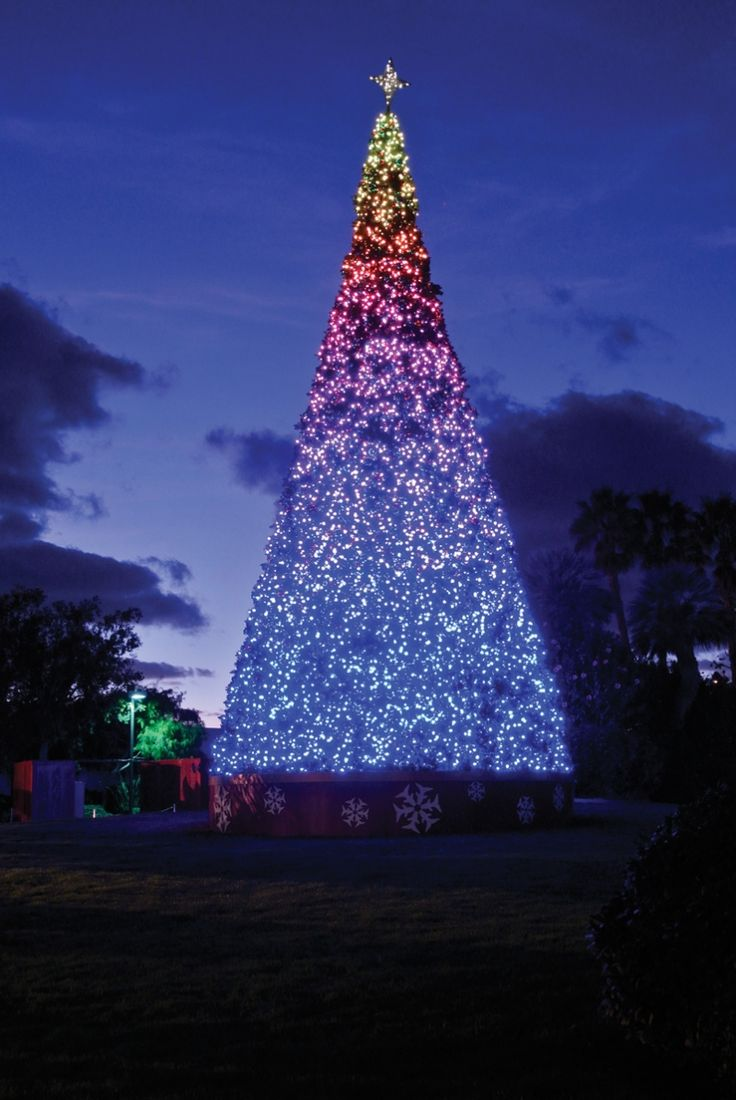 crystal valley welcome walk commercial rgb through to decor christmas decorations cvd tree