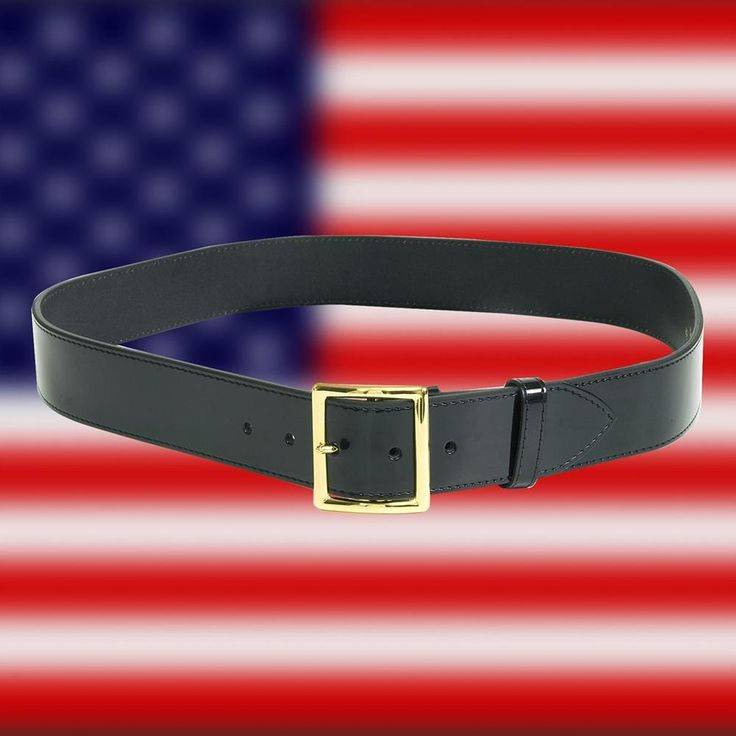 "Get this Porvair Garrison Belt from military surplus online store that is made of synthetic leather and comes in even sizes 28"", 30"" and 36"" - 44"". #militarybelt #belt"