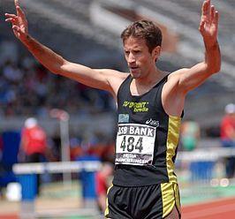 Simon Frans Vroemen(Delft,11 mei1969) is eenNederlandseatleet, die zich gespecialiseerd heeft in de3000 m steeple. Naast vijftienvoudig Nederlands kampioen 3000 m steeple is hij tweevoudig Nederlands kampioen1500 m, viervoudig Nederlands kampioen3000 m(indoor) en enkelvoudigNederlands kampioen veldlopen(korte cross).