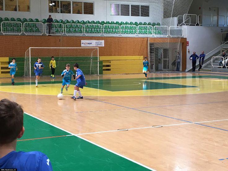 FK POHRONIE Žiar nad Hronom - 2016 / 2017 - U12 - Úspešné pôsobenie na halovom turnaji v Leviciach