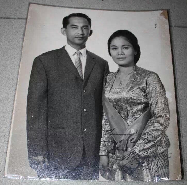 Ali Sadikin n Ibu